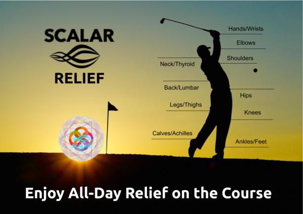 Scalar for Golf