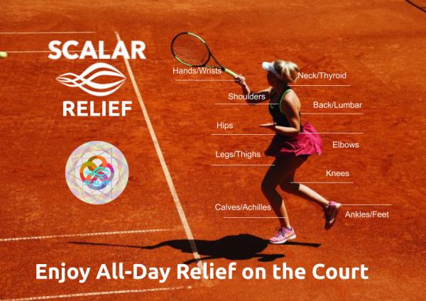 Scalar for Tennis